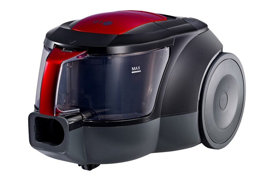 Lg Vc3316nntm Vacuum Cleaner Leave A Healthy Impression