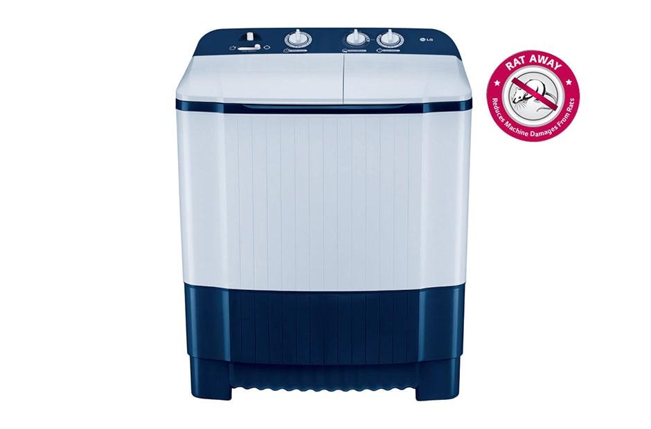 Lg P7552n3fa 6 5 Kg Top Loading Semi Automatic Washer Rat