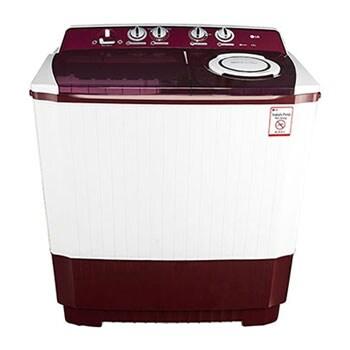 wash 9 5kg and spin 9 5 kg, plastic body, roller jet pulsator, air
