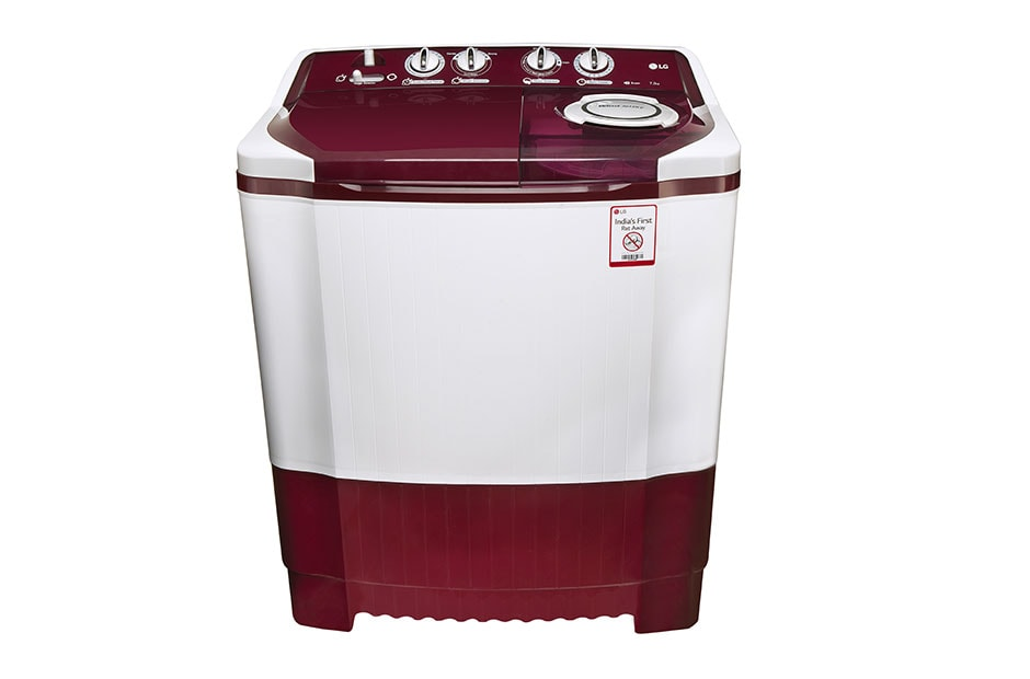 Lg P8053r3sa 7 Kg Semi Automatic Washer With 3 Wash