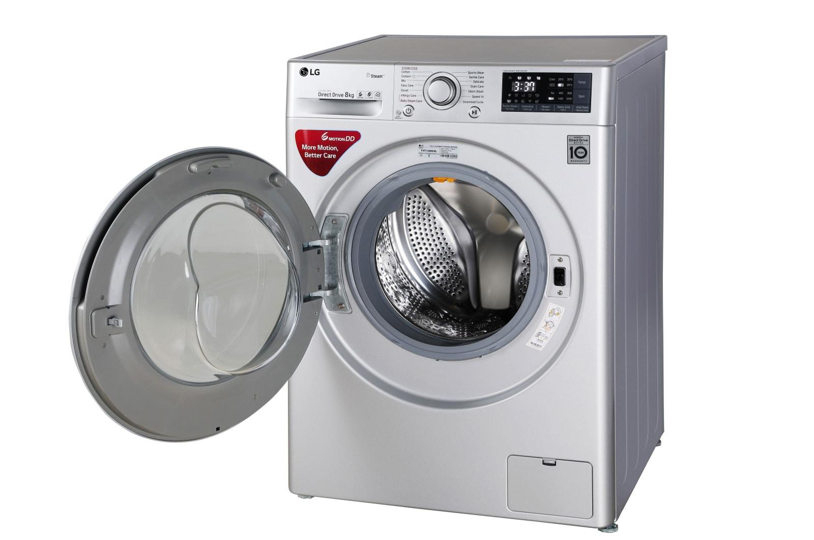 Lg 80 Kg Washing Machine With Steam Turbowash Technology India North Star Cleaner Wiring Diagram