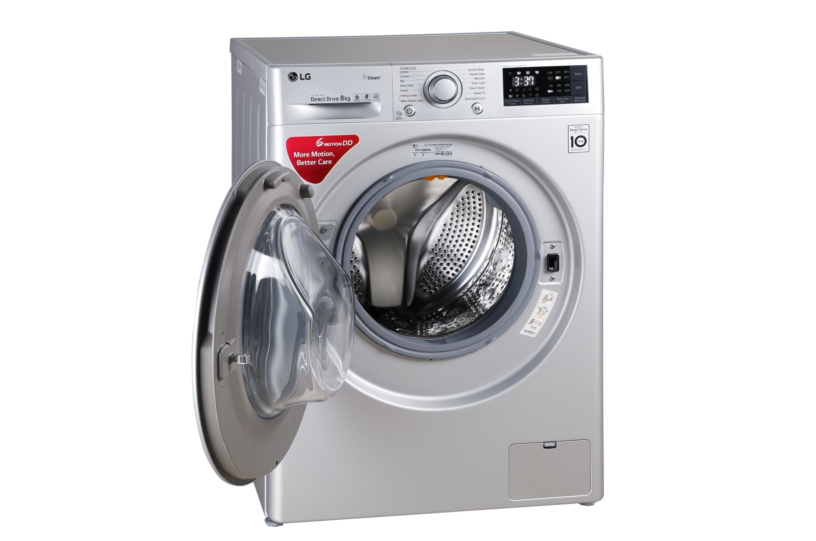 Lg 80 Kg Washing Machine With Steam Turbowash Technology India Motor Wiring Diagram Share The Knownledge