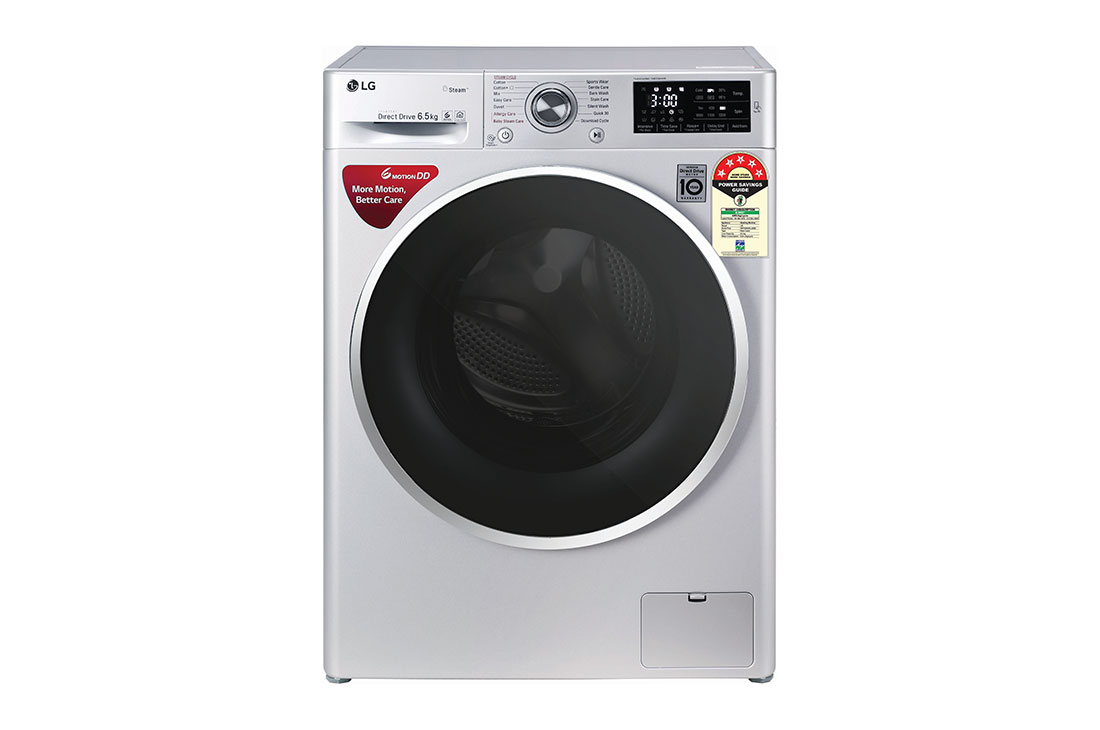 FHT1265ZNL Washing Machines Front View D 01