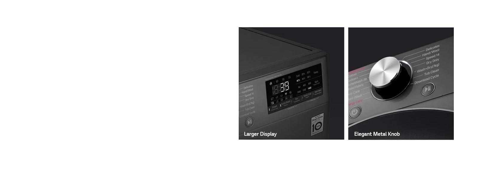 LG FHV1409ZWB Design