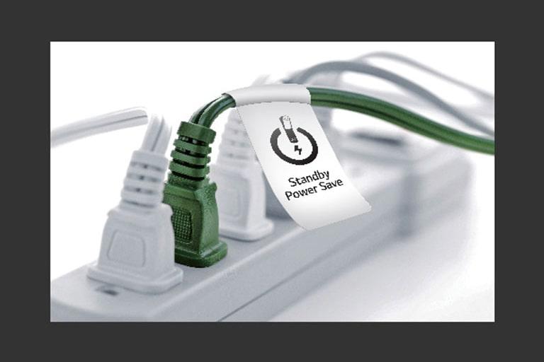 LG T75SKSF1Z Standby Power Save
