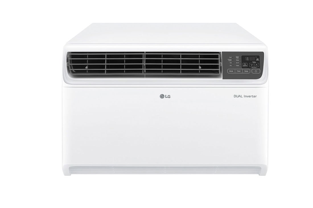 LG 1.5 Ton 5 Star Window AC with Wi-fi Connect - White  (JW-Q18WUZA)