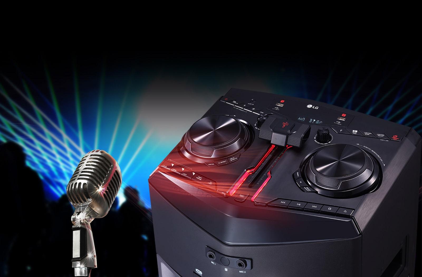 Karaoke Star, be the lead singer