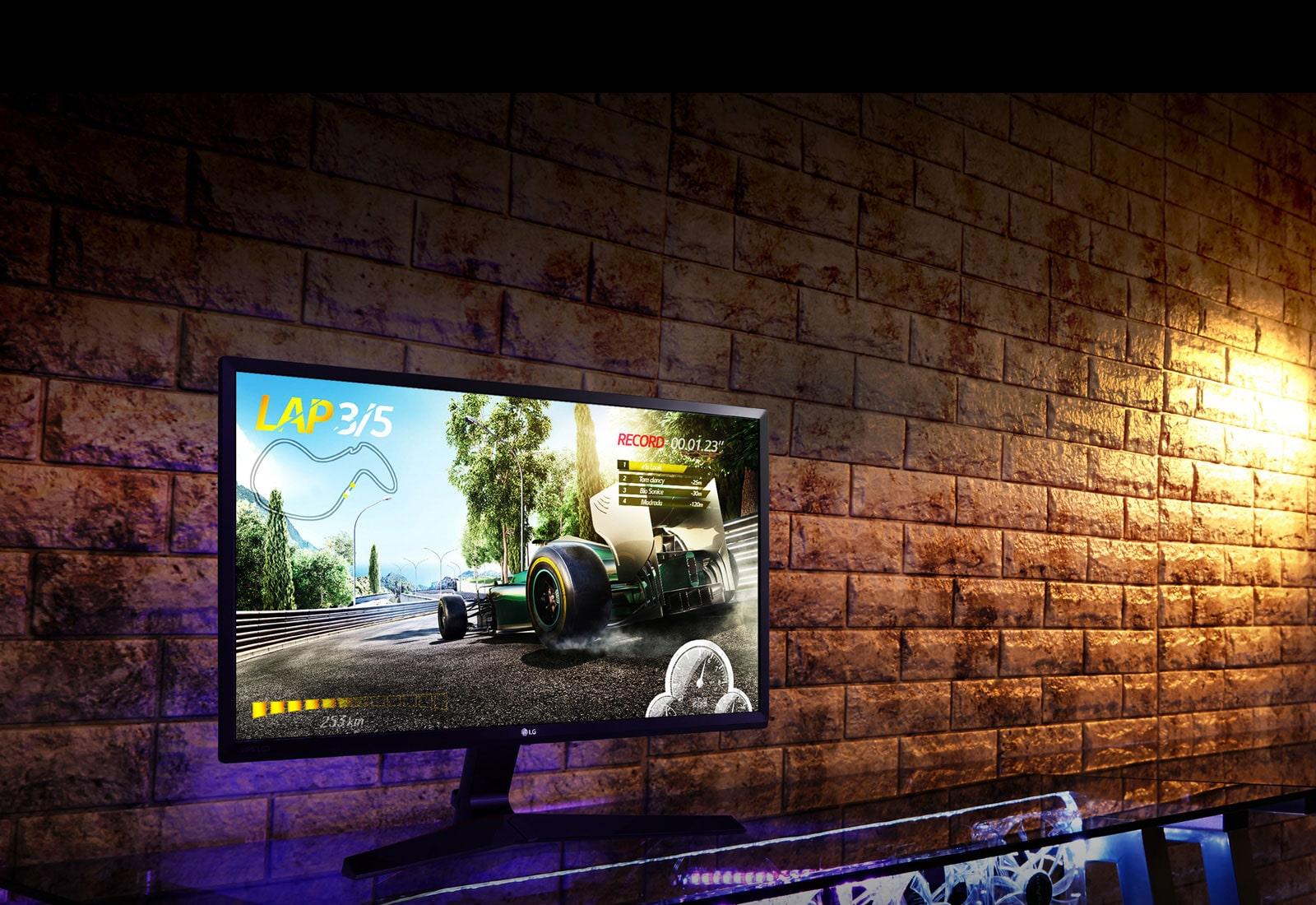 تجربه بازی Full HD با کاهش Motion Blur به 1ms1