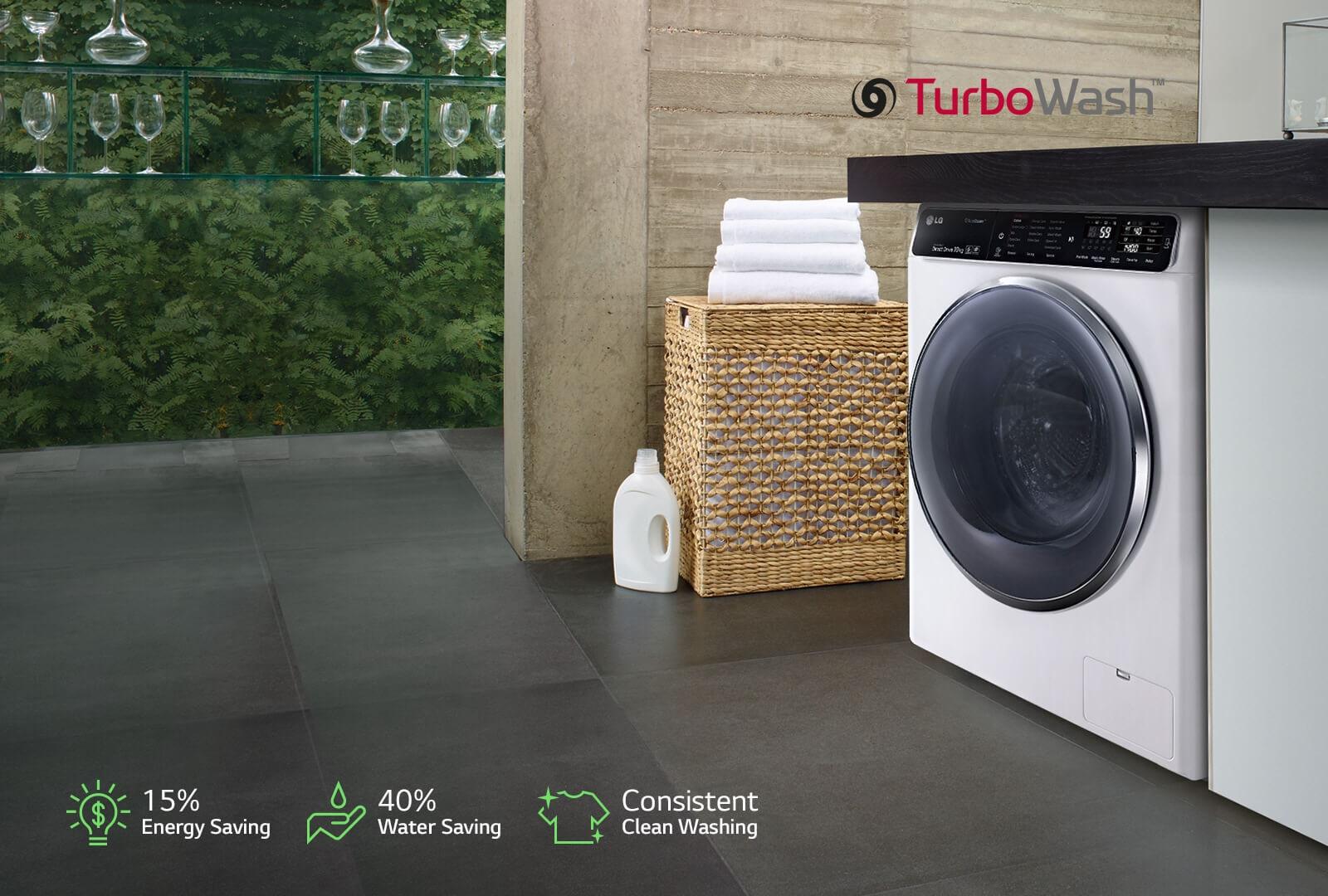 TURBOWASH™ Efficacy