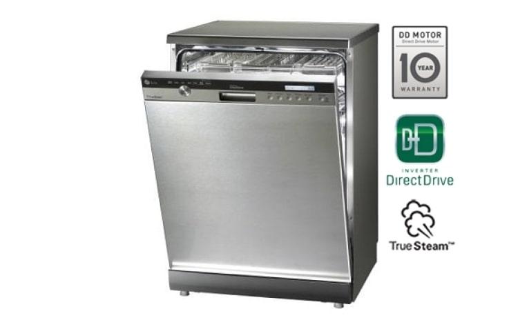 دانلود دفترچه راهنمای ظرفشویی ال جی