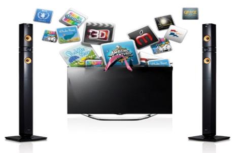 تلویزیون هوشمند الجی