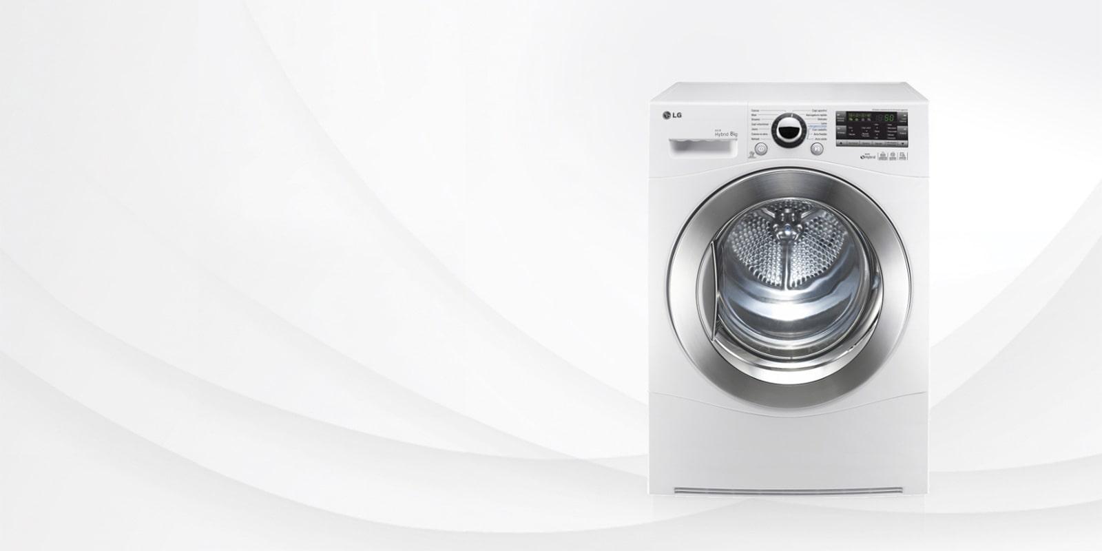 Asciugatrice Carica Dall Alto : Asciugatrici lg con tecnologa eco hybrid e classe a