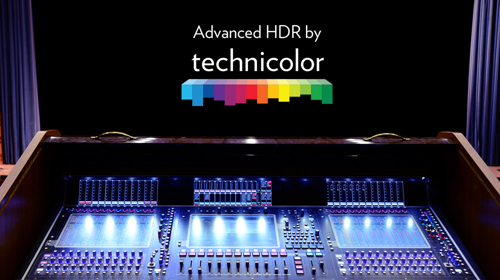 Advanced HDR by Technicolor<br>2