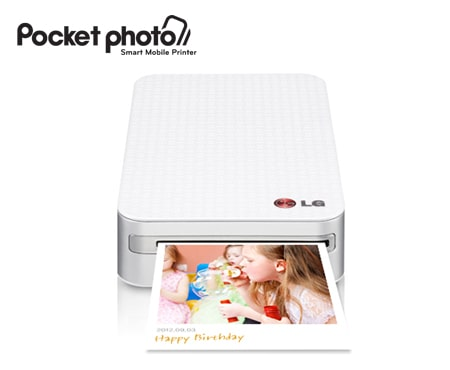 LG accessori mobile Pocket Photo PD233