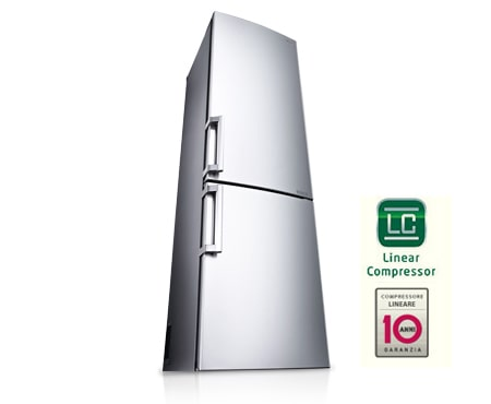 LG fricoriferi combinati Total no Frost GBB530NSCFE
