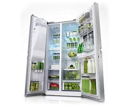 Frigoriferi Side-by-Side, frigoriferi americani, GSL545NSYZ ...