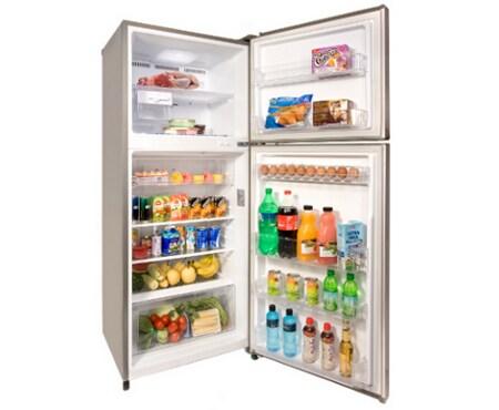 Frigoriferi doppia porta lg lg gt5240sefw frigorifero for Frigorifero indesit no frost