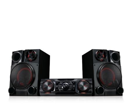 Impianto mini hi fi cm8350 per il dj che in te lg italia - Impianto stereo casa prezzi ...