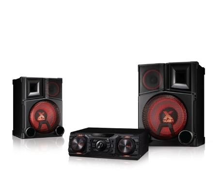 Impianto mini hi fi lg xboom cm9750 la massima potenza - Impianto stereo casa prezzi ...