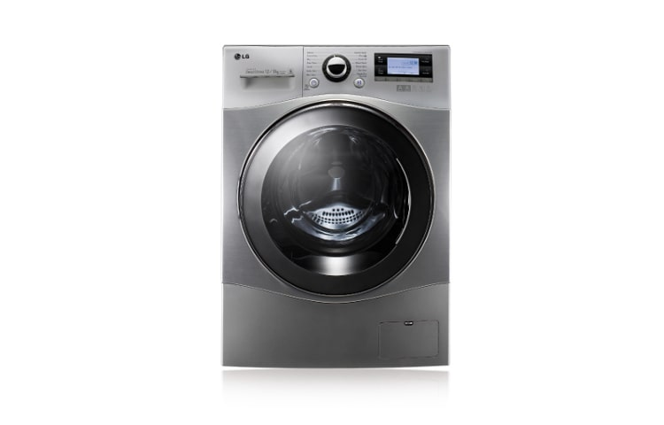 Lg f1695rdh7 lavasciuga 12 kg ecohybrid 6 motion direct for Lavasciuga opinioni