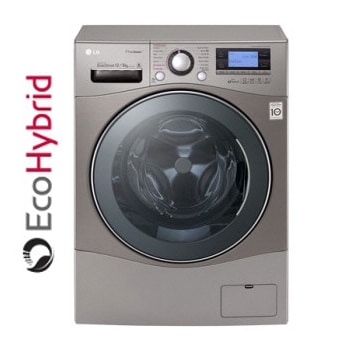 Lovely LG Lavasciuga Eco Hybrid 12/8 Kg Classe Energetica A Lavaggio A Vapore