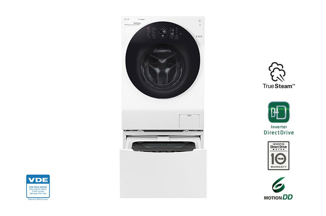 Assistenza Lg Numero Verde.Lavatrice Twinwash 12 Kg Fh4g1bcs2 Lg Italia