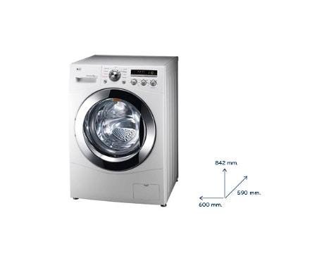 Superior Lavatrici, Lavatrici 8 Kg, Lavatrici Classe  10%, Lavatrici Direct Drive,  Garanzia 10 Anni, LG F1047TD | Lavatrici LG