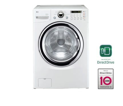 LG Lavatrici a carica frontale F1258FD 1