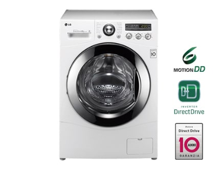 Lavatrici lavatrice 6kg lavatrici direct drive for Lavatrice lg slim