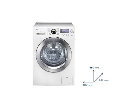 Lavatrici lavatrici 11 kg lavatrici direct drive for Lavatrici slim misure