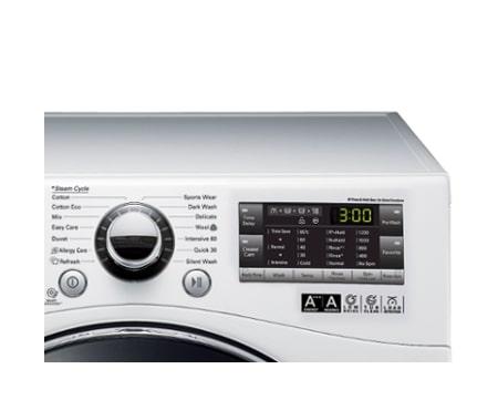 programmi lavatrice lg