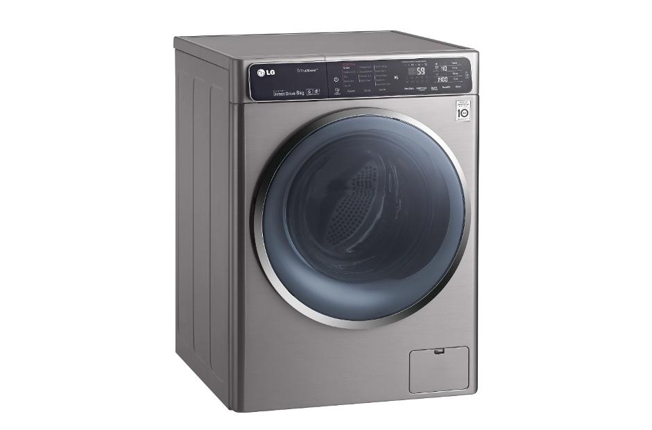 Lavatrice a vapore classe A+++ TurboWash F14U1JBS6 | LG Italia