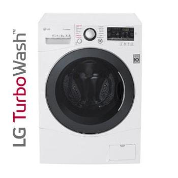 Lavatrici standard slim ad alte prestazioni lg italia for Lavatrice lg turbowash