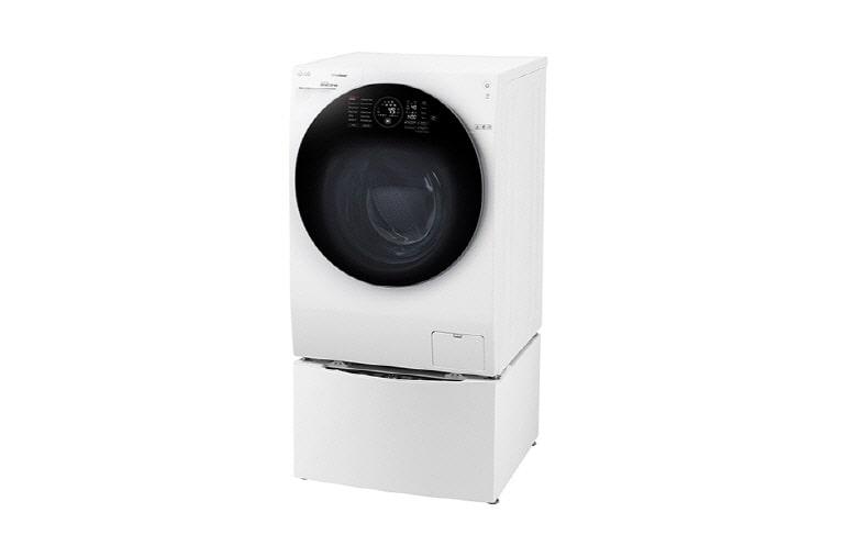 Lavatrice lg twinwash turbowash 10 kg classe energetica for Lavatrice lg turbowash