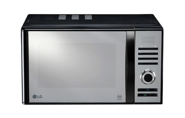 Forno a microonde grill MH6384BPR per ricette veloci | LG Italia