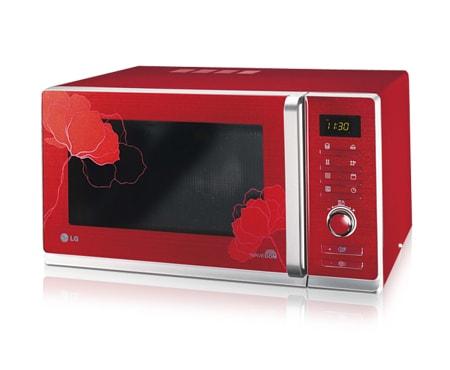 Microonde rosso – Piccoli elettrodomestici da cucina