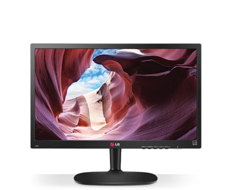 LG Monitor PC LED 24M35A