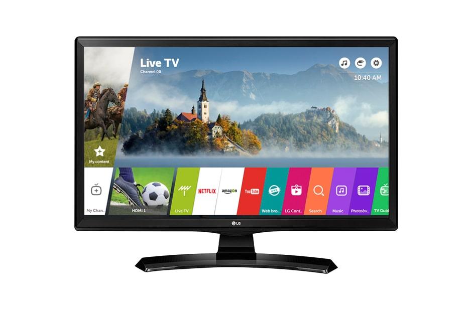 tv 4k 32 pollici smart tv con wifi  Monitor TV LED 28 pollici Smart TV 28MT49S-PZ | LG Italia