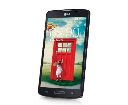 Smartphone android lg l80 d373eu lo stile compatto lg - Smartphone con tasti ...