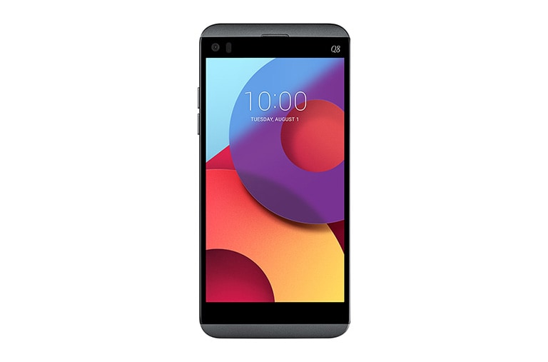 "Telefoni Cellulari LG Q8 Smartphone Display 5.2"" Assistant screen Doppia fotocamera grandangolare Resistente all'acqua thumbnail 1"