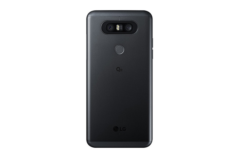 "Telefoni Cellulari LG Q8 Smartphone Display 5.2"" Assistant screen Doppia fotocamera grandangolare Resistente all'acqua thumbnail 2"