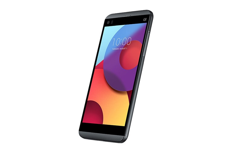 "Telefoni Cellulari LG Q8 Smartphone Display 5.2"" Assistant screen Doppia fotocamera grandangolare Resistente all'acqua thumbnail 7"