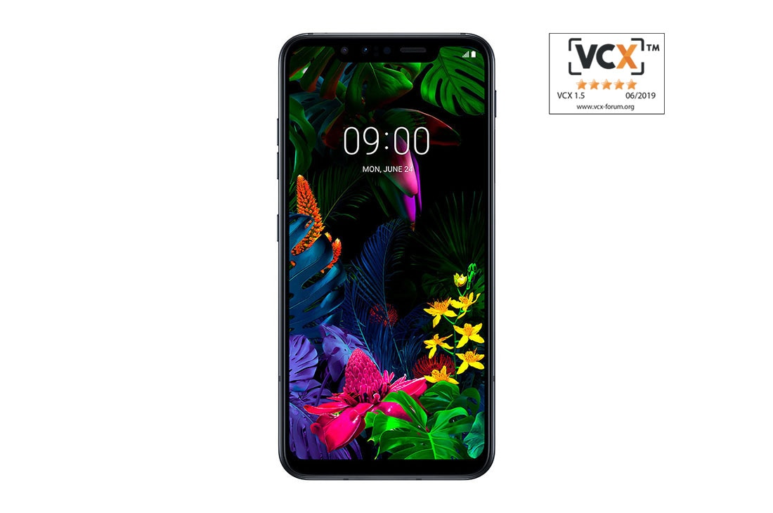 Telefoni Cellulari LG G8S ThinQ Dual Sim Smartphone I.A. Display OLED 6.21