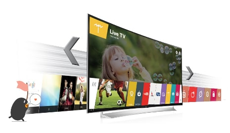 Smart TV webOS 2.0