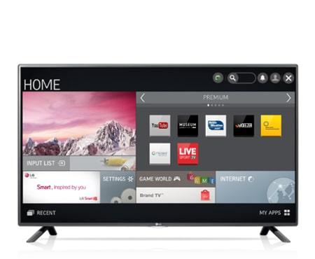 tv 4k 32 pollici smart tv con wifi  Smart TV Full HD LED 32LF580V e Wi-Fi integrato | LG Italia