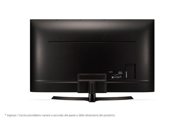 Tv ultra hd 4k led 55 pollici lg 55uj635v lg italia for Distanza tv 4k