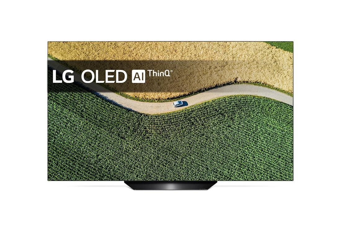 Lg smart tv, piattaforma (os), webos 4.5, da 65 pollici, 4k ?7 intelligent processor OLED65B9