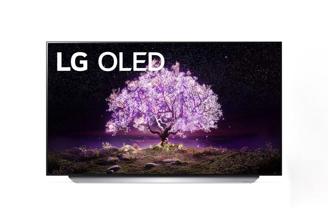 """LG OLED TV 55"""" Serie C15 – OLED 4K Smart TV Dolby Vision IQ e Atmos®"""