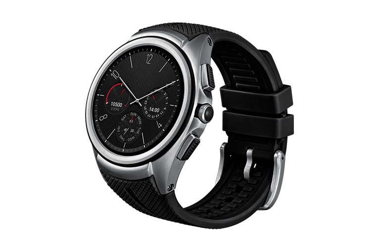 Wearable Technology LG Watch Urbane 2nd Edition – Il primo Smartwatch 3G Android Wear™ thumbnail 6