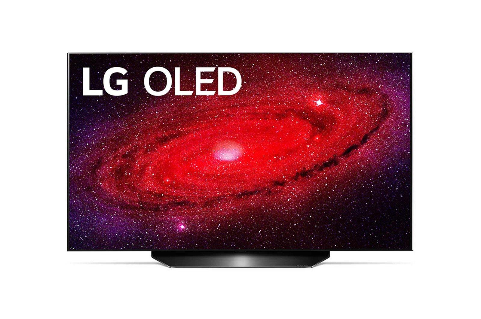 LG 様々なお部屋で4K有機EL画質が楽しめる豊富なサイズラインアップ。, OLED48CXPJA